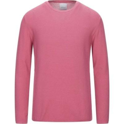 ベルウッド BELLWOOD メンズ ニット・セーター トップス Sweater Pink