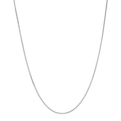 ネックレス blackdia by 7JEWELRY ベネチアンチェーンネックレス50cm