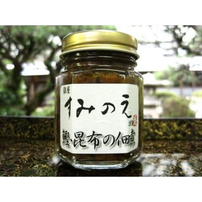 【すみのえ特製】鰹と昆布の佃煮(130g)