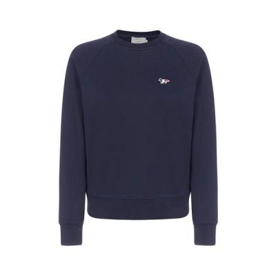 メゾン キツネ レディース ニット&セーター アウター Maison Kitsun Fox Patch Sweatshirt -