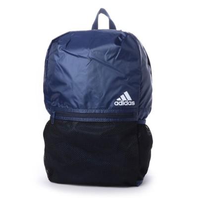 アディダス adidas ライフスタイル バッグ パッカブルバックパック CX4123 (ブルー)