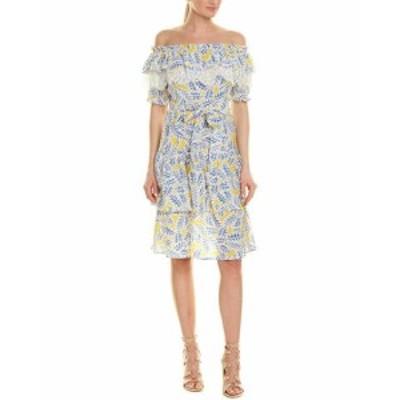 ファッション ドレス Stellah Off-The-Shoulder Sundress