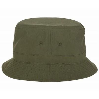 バケットハット 撥水 ROSINANTE ナイロンオックス305 カーキ・ブラック・ライトグレー L/2L/3L/4L 日本製 帽子 ろしなんて工房