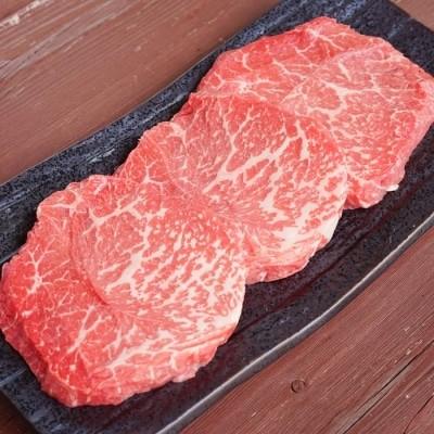 淡路牛モモステーキ(150g×3枚)◆BY09