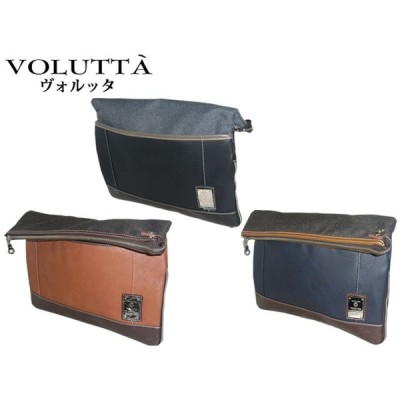 ヴォルッタ VOLUTTA アレグロ 2WAYクラッチ ショルダーバッグ VOL301 ooty09