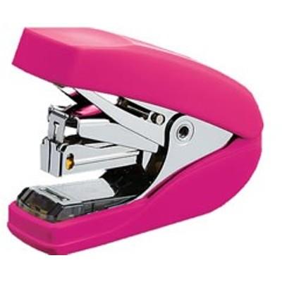 コクヨ/ステープラー〈パワーラッチキス〉フラットタイプ ピンク