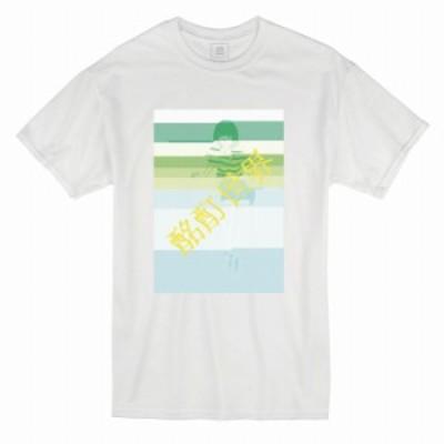 Tシャツ ホワイト 大人 ユニセックス メンズ レディース ビッグシルエット 半袖 ロンT 白T ロゴ シンプル 大きいサイズ 大きめサイズ 原