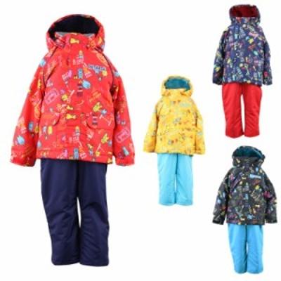ONYONE RESEEDA(オンヨネ レセーダ) RES51006 キッズスキースーツ スキーウェア 上下セット  幼児 小学生 雪遊び