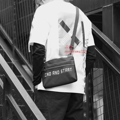 サコッシュ メンズ ショルダーバッグ サコッシュバッグ アウトドア 男女兼用 斜めがけ 収納抜群 キャンバス 帆布 バッグ