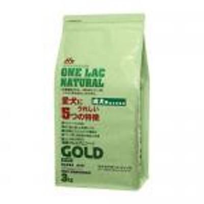 【新品/取寄品】森乳サンワールド ワンラックナチュラル ゴールド 3kg