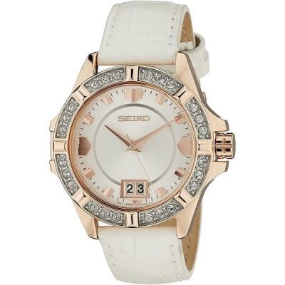【送料無料】SEIKO セイコー LORD レディース腕時計 スワロフスキー クリスタル Lord Swarovski Crystal SUR800 SUR800P1