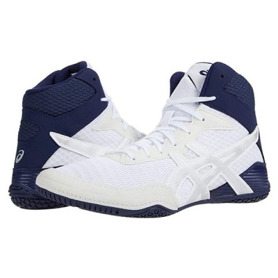 アシックス Matcontrol 2 メンズ スニーカー 靴 シューズ White/Pure Silver