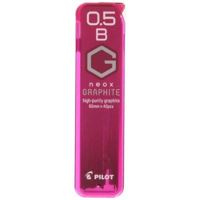 シャープ替芯 ネオックスグラファイト(neox GRAPHITE)【0.5mm/B】 HRF5G20