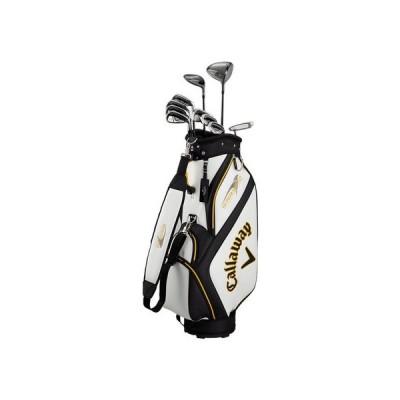 キャロウェイ(CALLAWAY) 初心者 ゴルフクラブセットwarbird ゴルフクラブセット SET 19 (10本セット、W1、W5、I5〜I9、PW、SW、PT)カーボン (メンズ)