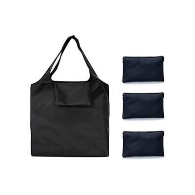 mewmew 3個セット エコバッグ 買い物袋 折りたたみ 防水 大容量 ショッピングバッグ 一気ににたためるエコバッグ 水洗い可 繰り返し使用 コン