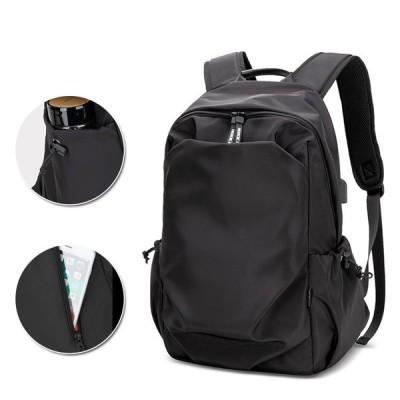 リュックサック デイパック BAG カバン 鞄 ポリエステル カジュアル レディース メンズ おしゃれ 黒 リュックサック 男女兼用