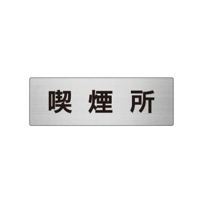 室名板アルミ片面表示50×150(アルミ片面表示)RS6-47