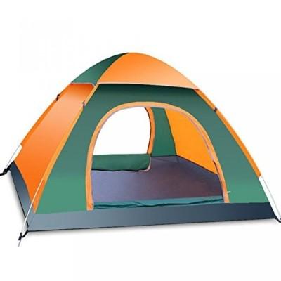 テント 34 Person Outdoor Camping Tent One Layer Lightweight Automatic Easy Up Instant Portable Quick Open Beach Tent Sun Shelter with Carry Bag for