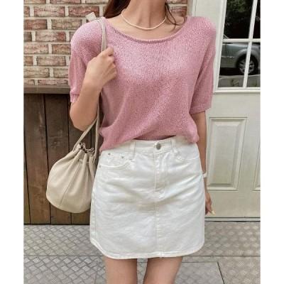 WITHMOMENT レディース スカート Kumi Cotton Skirt - 2color