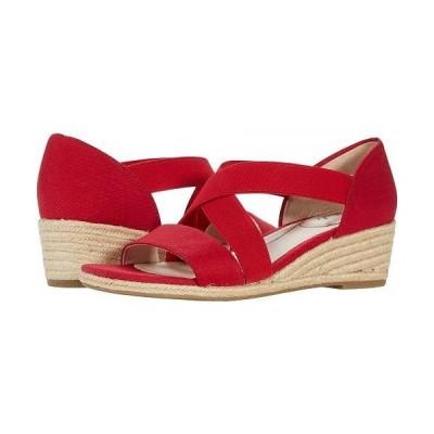 LifeStride ライフストライド レディース 女性用 シューズ 靴 ヒール Siesta Stretch - Red
