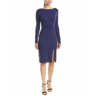 Susana Monaco スサナモナコ ファッション ドレス Susana Monaco Scoop Sheath Dress M Purple