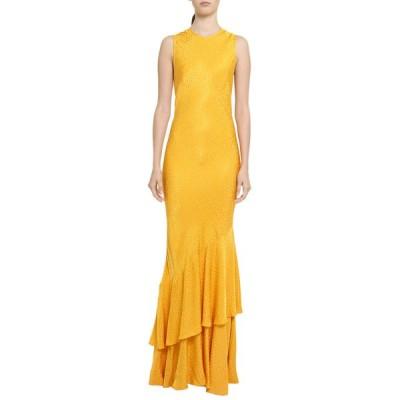 レベッカ・ヴァランス ワンピース トップス レディース Rebecca Vallance Isobella Maxi Dress yellow