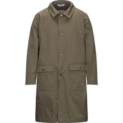 ボッテガ マルティネーゼ BOTTEGA MARTINESE メンズ ジャケット アウター Full-Length Jacket Military green