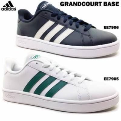 アディダス グランドコート ベース adidas GRANDCOURT BASE メンズ スニーカー コートタイプ テニスシューズ カジュアル 靴 スリッポン
