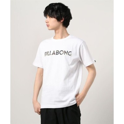tシャツ Tシャツ BILLABOG/ビラボン ロゴプリントTシャツ BB011-200