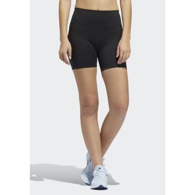 アディダス カジュアルパンツ レディース ボトムス BELIEVE THIS 2.0 SHORT TIGHTS - Sports shorts - black