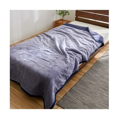 蓄熱わた入り なめらかボリューム2枚合わせ毛布 毛布・ブランケット, Beddings, 寝具(ニッセン、nissen)