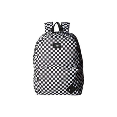 バンズ Old Skool III Backpack メンズ バックパック リュックサック Black/White Check