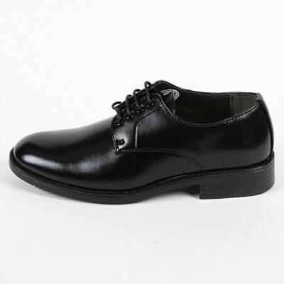 ☆スタークレスト STAR CREST ビジネス メンズ プレーン 101 ブラック BLACK 24.5~27,28cm 靴 シューズ(25.5)