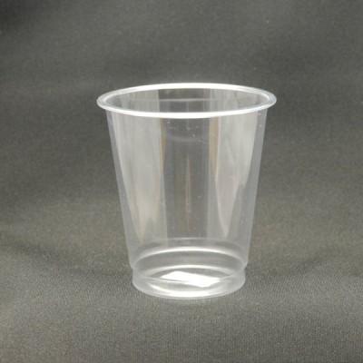 業務用プラスチック製カップ:CP78-240 ムジ (500個)