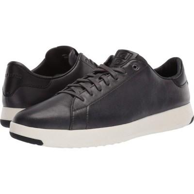 コールハーン Cole Haan メンズ スニーカー シューズ・靴 GrandPro Tennis Sneaker Burnished Pavement Leather/Black