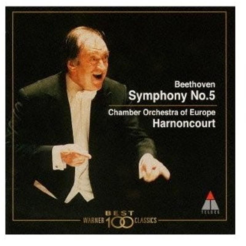 ニコラウス・アーノンクール ベートーヴェン:交響曲第5番「運命」 CD ...