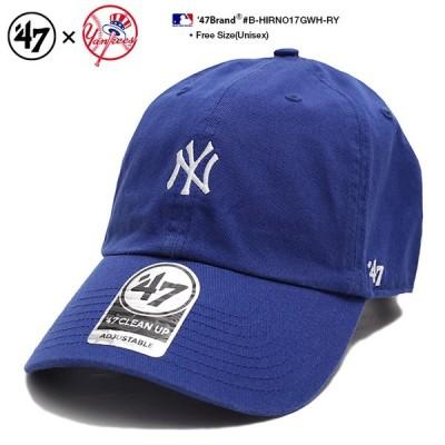 ヤンキース フォーティーセブンブランド 47BRAND ローキャップ