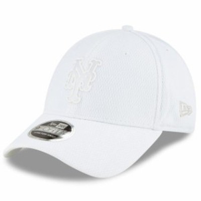New Era ニュー エラ スポーツ用品  New Era New York Mets Youth White 2019 Players Weekend 9FORTY Adjustable Hat