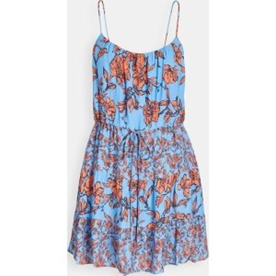 (取寄)アリス アンド オリビア レディース シェイラ ドローストリング ドレス alice + olivia Women's Cheyla Drawstring Dress SketchFl