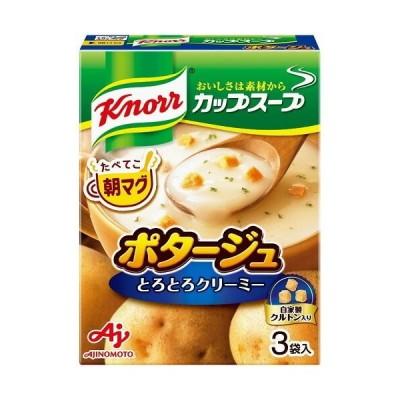 クノール カップスープ ポタージュ 【3袋入×10個】(味の素)