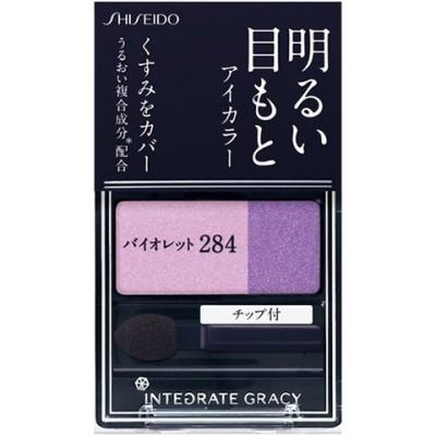 資生堂 インテグレート グレイシィ アイカラー バイオレット284 (2g)