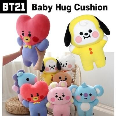BT21 BABY Baby Hug Cushion クッション (純正)