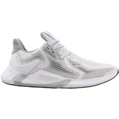 アディダス メンズ スニーカー シューズ Edge XT Running Shoes ftwr white / sky tint