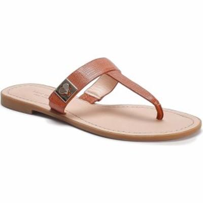ケイト スペード KATE SPADE NEW YORK レディース サンダル・ミュール シューズ・靴 cyprus sandal Hot Cider Leather
