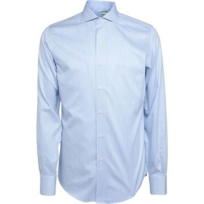 ブルックス ブラザーズ BROOKS BROTHERS メンズ シャツ トップス striped shirt Sky blue