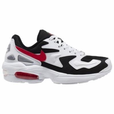ナイキ エア マックス2 レディース Nike Air Max 2 Light スニーカー White/Red Orbit/Black/Wolf Grey