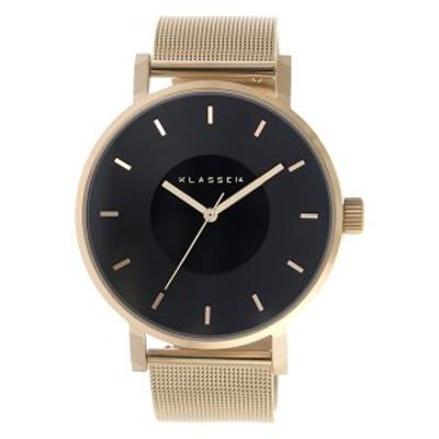 クラス14 KLASSE14 クオーツ ユニセックス 腕時計 VO16RG006M ブラック ブラック