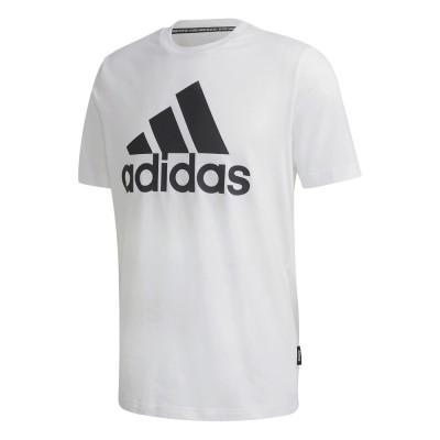 アディダスアウトドアTシャツ 半袖 Badge of Sport IUL48-GC7348 カットソーホワイト