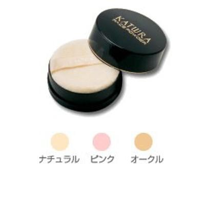 【カツウラ化粧品】カツウラ・フェイスパウダー(オークル) 40g※お取り寄せ商品