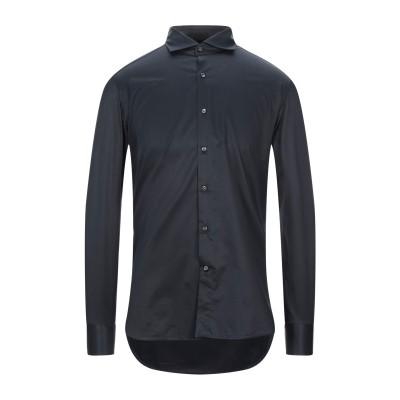 SONRISA シャツ ブラック 41 コットン 100% シャツ